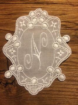 "Monogramm Royal, Buchstabe  "" N "",   Art. 7014"