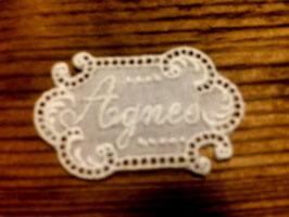 """Namen """" Agnes """""""