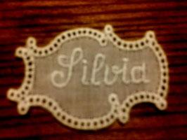 """Namen  """" Silvia """""""