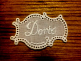 "Namen  "" Doris """