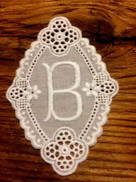 "Monogramm Gaba, Buchstabe  "" B "",   Art.  7102"
