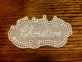 "Namen  "" Christine "" ,   Art.  7308"