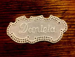 """Namen  """" Daniela """""""