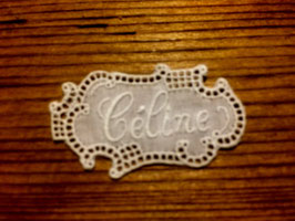 "Namen  "" Céline "" ,   Art.   7307"