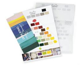 Chalk Paint kleurenkaart