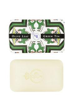 Portuguese Tile-soap Olive Leaf & Green Tea 300 gram