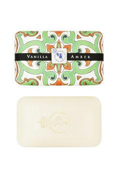 Portuguese Tile-soap Vanilla & Amber 300 gram