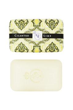 Portuguese Tile-soap Cilantro & Lime 300 gram