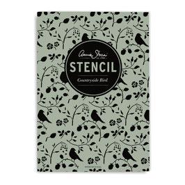 Stencil Countryside Bird - Annie Sloan