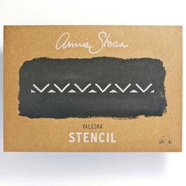 Valeska by Annie Sloan - stencil A3-formaat