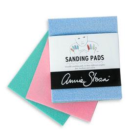 Sanding Pads (set van 3)