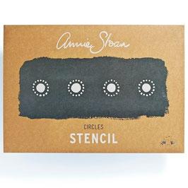 Circles by Annie Sloan - stencil A3-formaat