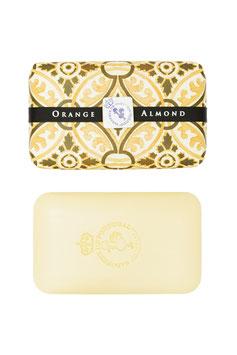 Portuguese Tile-soap Orange & Almond 300 gram