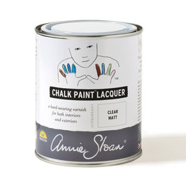 Chalk Paint Lacquer Clear MATT & GLOSS