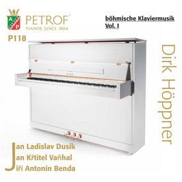 Dirk Höppner - Böhmische Klaviermusik Vol. I