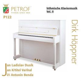 Dirk Höppner - Böhmische Klaviermusik Vol. II