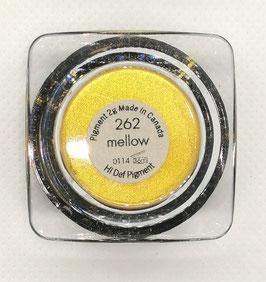 hi-def pigments 262 mellow