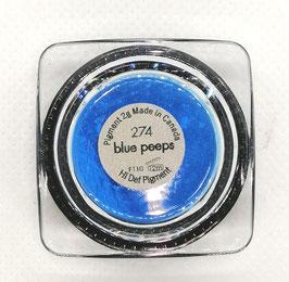 hi-def pigments 274 blue peeps