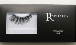 lashes feather natural