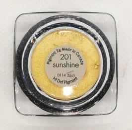 hi-def pigments 201 sunshine