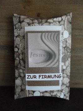 Geschenksverpackung Jesus
