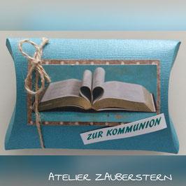 Geschenksverpackung Bibel Kommunion