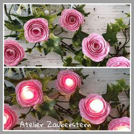 LED-Rosenlichterkette 15