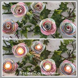 LED-Rosenlichterkette 6