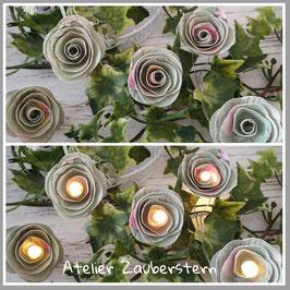 LED-Rosenlichterkette 7