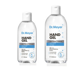 Händedesinfektion-Gel Dr. Meyer 9+1 GRATIS