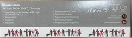 Dresden Neu Nitril Einmalschutzhandschuh 100 Stück Größe XL