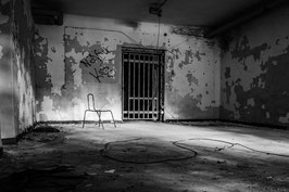 Keller im Sanatorium