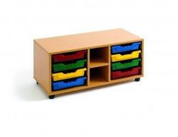 Mueble Súper-Bajo 4