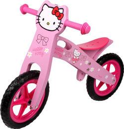 Bicicleta de aprendizaje Hello Kitty