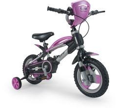 Bicicleta Infantil 12 Elite pink