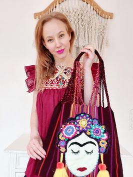 Frida Shopper aubergine (lila)
