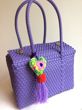 "Lunchtasche ""lila"""