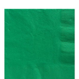 Grüne Servietten