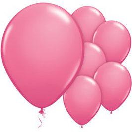 Rosa Ballons, 10 Stk.