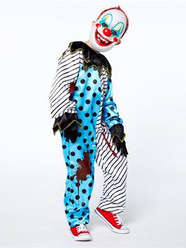 Unheimlicher Clown Kostüm