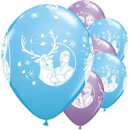 Frozen 2 Latexballons