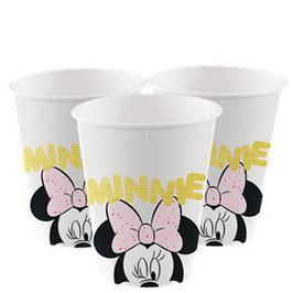 Minnie Mouse Pappbecher
