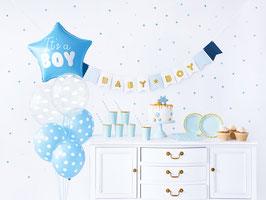 Party Dekorations-Set It's a Boy