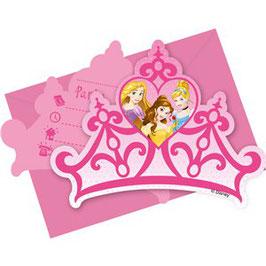 Disney-Prinzessin Einladungen