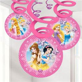 Disney-Prinzessin Spiralgirlande