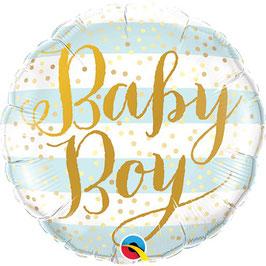 """Folienballon """"Baby Boy"""""""