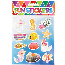 Meerjungfrauen Sticker