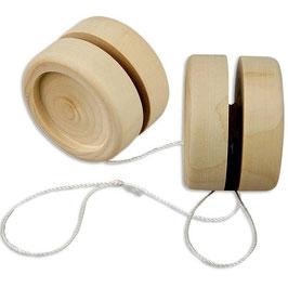 Yoyo aus Holz zum selber gestalten