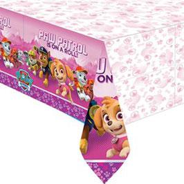 Pink Paw Patrol Tischdecke