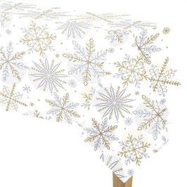 """Tischdecke """"Let it snow"""""""